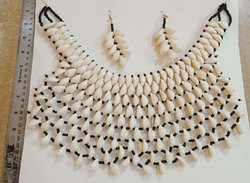 Cowrie Shell Necklaces