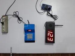 Wireless Token Display Bell