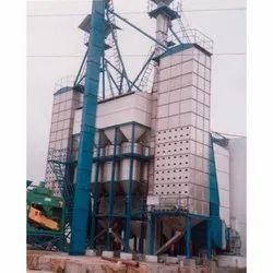 Mechanical Paddy Dryer Plant