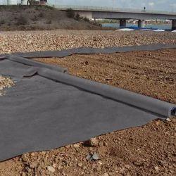Black Geotextile Fabrics