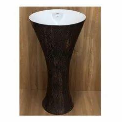 Foot Pedestal Wash Basin