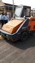 Road Cleaning Machine for Industrial Area