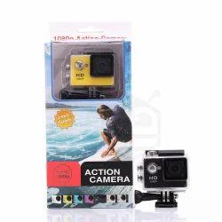 KCamera 4k Ultra Hd 16 Mp Wifi Waterproof Action Camera Sports And Action Camera
