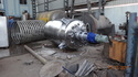Stainless Steel Pressure Vessel With Stirred