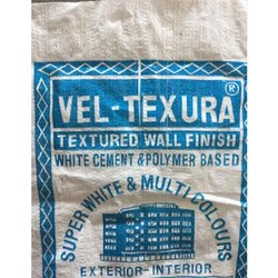 High Gloss Veldon Textured Wall Finish Paint, Packaging Type: Bag, Packaging Size: 25 Kg