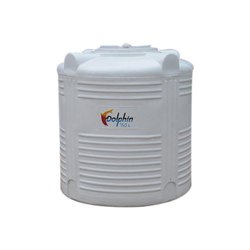 Cylindrical Vertical Storage Tank with open top