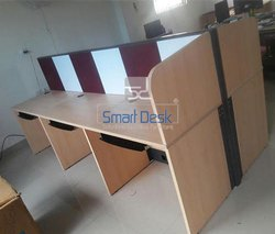 Corporate Workstation By Smart Desk