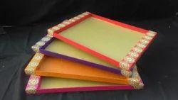 Saree Packing Trays