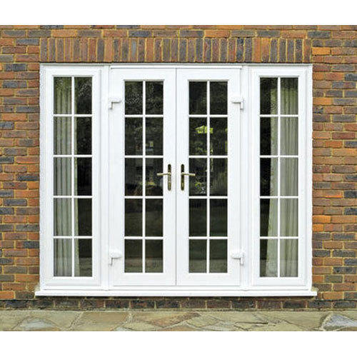 Upvc French Door At Rs 400 Square Feet Jeedimetla Hyderabad