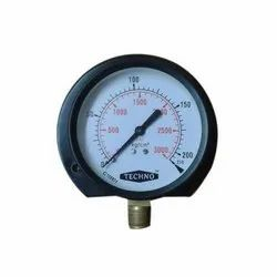Oil And Gas Pressure Gauge