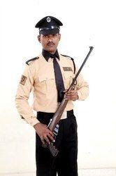 Security Guard Gun Man Services
