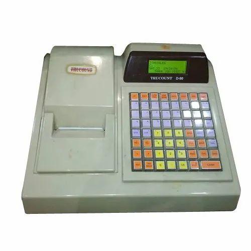 Trucount D 90 Electronic Cash Register