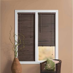 Wooden Brown Venetian Blind, Thickness: 1 - 10 mm