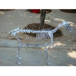 Aluminium Animal Skeleton Casting