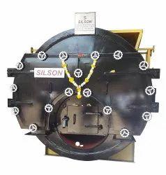 Mahavas Presicion Iron Industrial Boiler