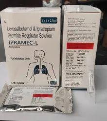 Levosalbutamol Ipratropium Respule