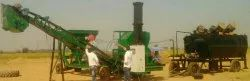Mobile Hot Asphalt Drum Mix Plant