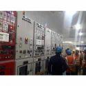 Control Panel Erection Services