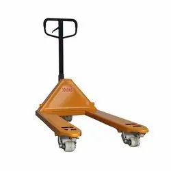 Yellow / Orange 1 to 5 Ton Hydraulic Hand Pallet Truck