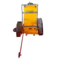 Heavy Duty Concrete Cutter With 9Hp Greaves Engine