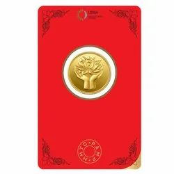 MMTC Gold Coin 5 gm.