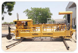 Industrial Concrete Paver Machine