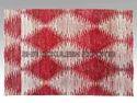 Sge Hand Woven Pattern Sari Silk Rugs, Shape: Rectangular