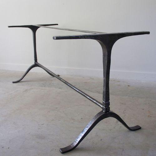 Cast Iron Black Wishbone Legs Table Base Rs 3000 Piece Rustic
