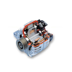 1.2 kW Three Phase Synchronous Alternators, 220 V, for Industrial