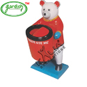 Bear Dustbin