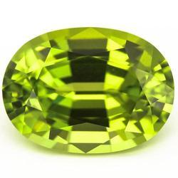 Green Peridot Gemstone