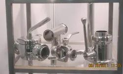 Industrial Sanitary Valves