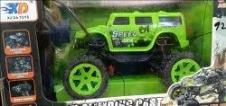 Automatic Jeep Toy
