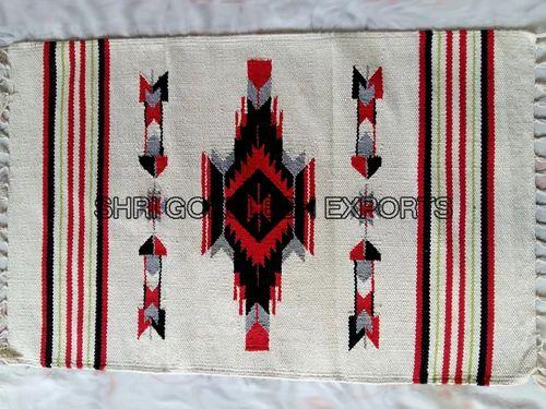 SGE Cotton Kilim Rugs, Size: 4x6 ft