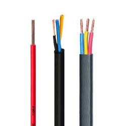 Pvc Industrial Power Cable, Packaging Type: Box, Nominal Voltage: 500 V