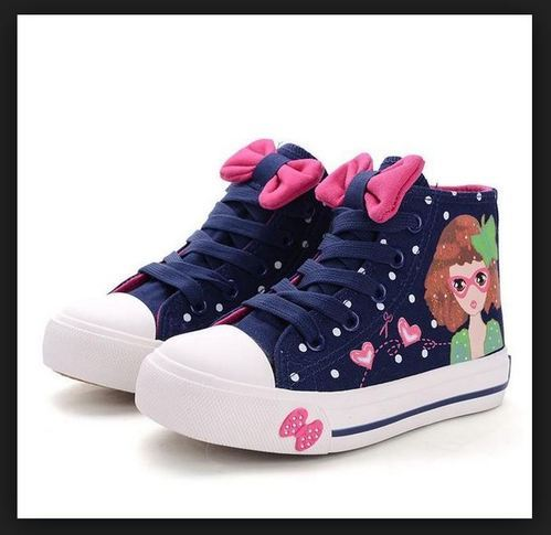 Girls Canvas Shoes, Women Canvas Shoes