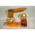 Glass Knobs & Handle
