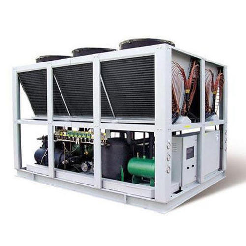 Capacity: 0.5 - 500 TR Three Phase Air Cooled Water Chillers, Automatic