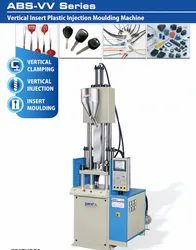 Vertical Clamp Injection Moulding Machine