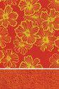 Hibiscus Print Sarongs