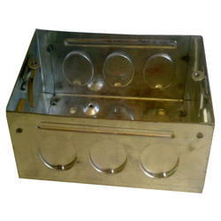 Verix SS MCB Electrical Cover Box, for Electric Fittings