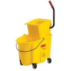 Mop Wringer Trolley Bucket