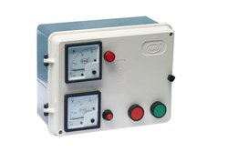 Omax Single Phase Plastic Analog Eco Control Panel, 0.5 To 3 Hp, 220 V