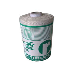 White Flexfit Cone Yarn, For Sewing