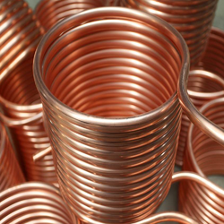 Copper Spring Wire Earthing