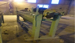 Wheels Shearing Machine