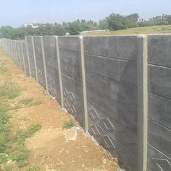 Cement Godown Wall
