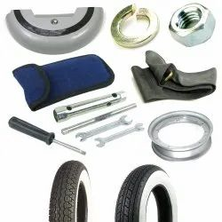 Vespa Wheel & Tool Kit For PX LML Star Stella 125 150 200 2T 4T Scooter Spare Parts