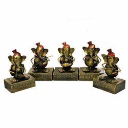 Ganesh Musician 5 pc/set