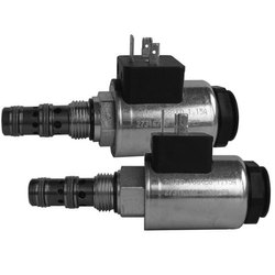 3/2 Directional Valve, Solenoid Operated, Poppet-Type, Blocking, Direct-Acting